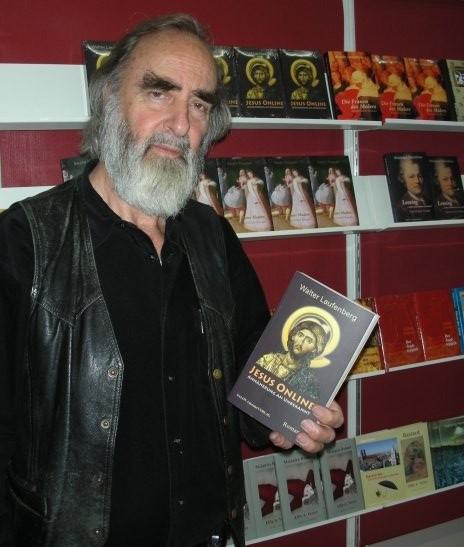 Der Autor auf der Leipziger Buchmesse im März 2009