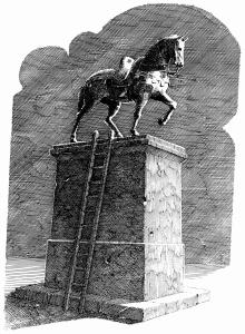 Reiterstandbild